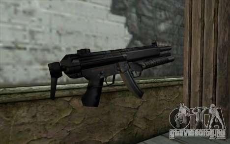 Морковка from Half - Life Paranoia для GTA San Andreas второй скриншот
