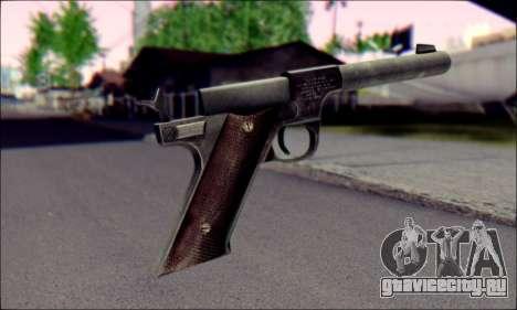Silenced Pistol from Death to Spies 3 для GTA San Andreas второй скриншот