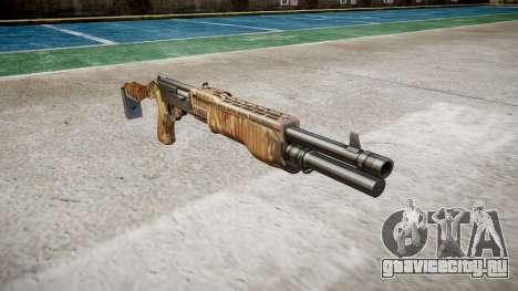 Ружьё Franchi SPAS-12 Elite для GTA 4