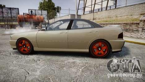 Dinka Chavos Custom для GTA 4 вид слева
