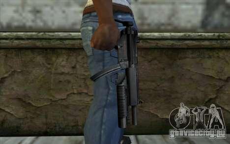 Морковка from Half - Life Paranoia для GTA San Andreas третий скриншот