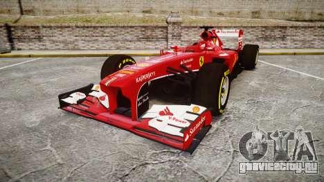 Ferrari F138 v2.0 [RIV] Alonso TSD для GTA 4