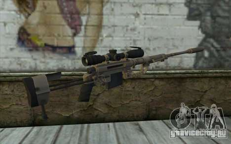 Снайперская Винтовка Cheytac M200 Intervention для GTA San Andreas второй скриншот