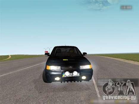 Ваз 2110 XN для GTA San Andreas