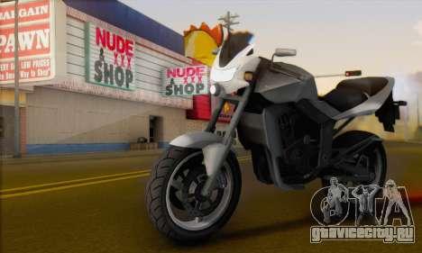 Vader from GTA 5 для GTA San Andreas