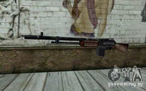 BAR-1918 from Day of Defeat для GTA San Andreas