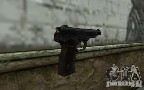АПС from Half - Life Paranoia для GTA San Andreas второй скриншот