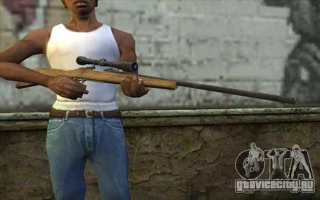M40 from Battlefield: Vietnam для GTA San Andreas третий скриншот