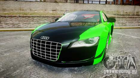 Audi R8 GT Coupe 2011 Yoshino для GTA 4