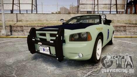 Dodge Charger 2010 Alabama State Troopers [ELS] для GTA 4