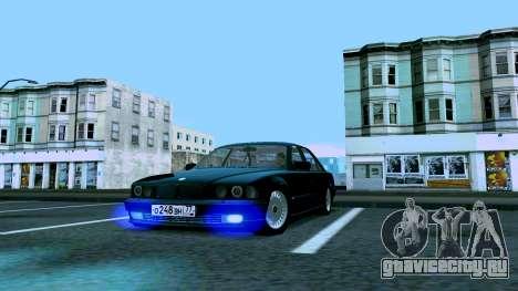 BMW 750iL для GTA San Andreas