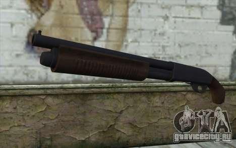 Remington 870 v2 для GTA San Andreas