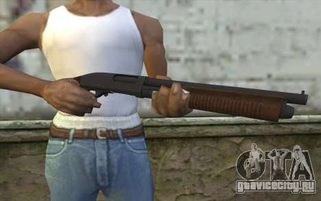 Remington 870 v2 для GTA San Andreas третий скриншот
