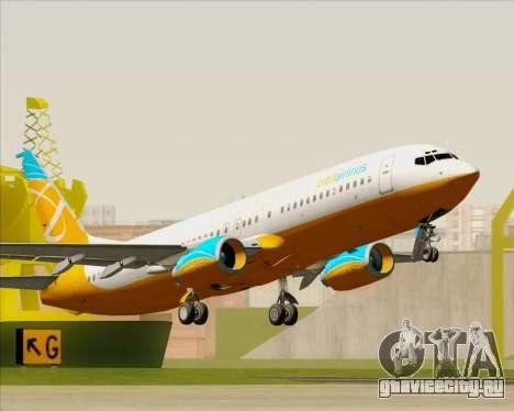 Boeing 737-800 Orbit Airlines для GTA San Andreas