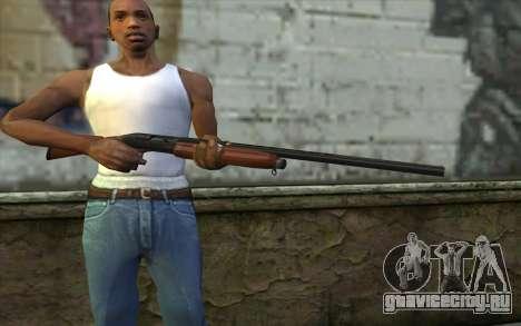 MP-153 Мурка для GTA San Andreas третий скриншот