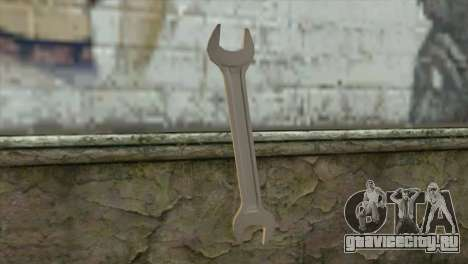 Wrench from Unity3D для GTA San Andreas второй скриншот