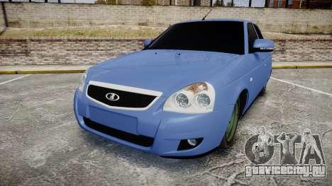 ВАЗ-2170 Приора сток для GTA 4