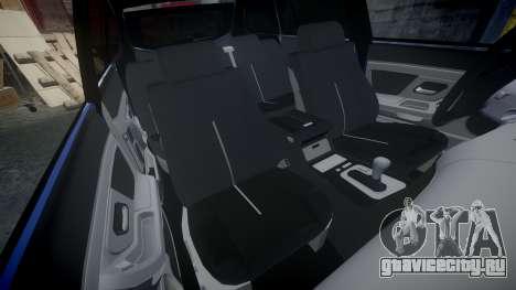 SsangYong Kyron для GTA 4 вид сбоку