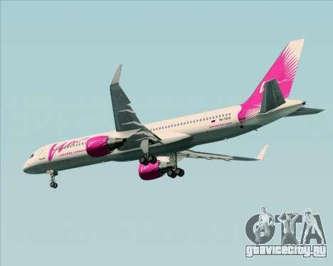 Boeing 757-230 VIM Airlines (ВИМ-Авиа) для GTA San Andreas колёса