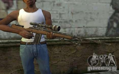 M21 from Battlefield: Vietnam для GTA San Andreas третий скриншот