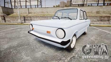 ЗАЗ-968 для GTA 4