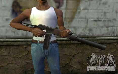 SR-3M Вихрь v2 для GTA San Andreas третий скриншот