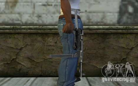 MP-40 from Day of Defeat для GTA San Andreas третий скриншот