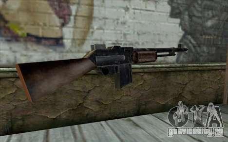 BAR-1918 from Day of Defeat для GTA San Andreas второй скриншот