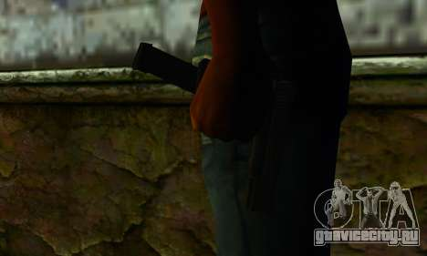 Glock 18 from Medal of Honor: Warfighter для GTA San Andreas третий скриншот