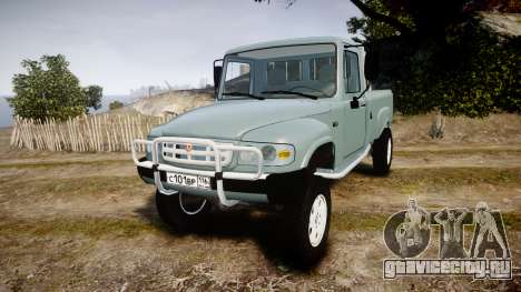 ГАЗ-2308 Атаман для GTA 4
