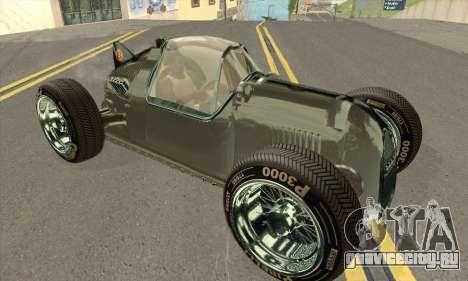 Audi Type C 1936 Buggy для GTA San Andreas