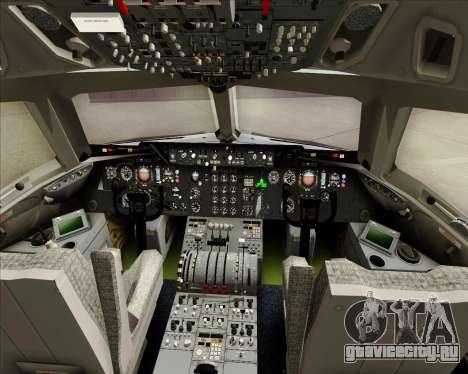 McDonnell Douglas DC-10-30 Iberia для GTA San Andreas салон