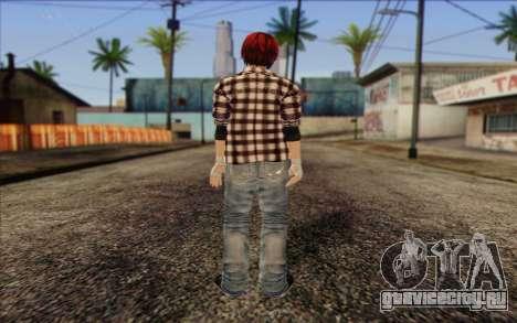 Mila 2Wave from Dead or Alive v9 для GTA San Andreas второй скриншот