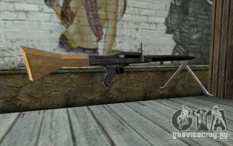 MG-34 from Day of Defeat для GTA San Andreas второй скриншот