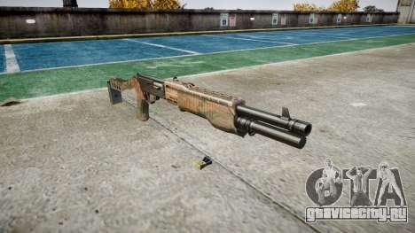 Ружьё Franchi SPAS-12 Jungle для GTA 4