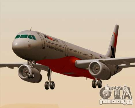 Airbus A321-200 Jetstar Airways для GTA San Andreas