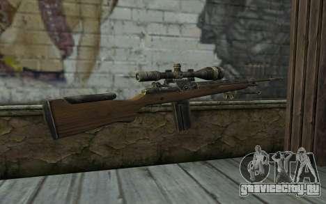 M21 from Battlefield: Vietnam для GTA San Andreas второй скриншот