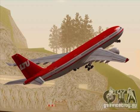 Airbus A330-200 LTU International для GTA San Andreas
