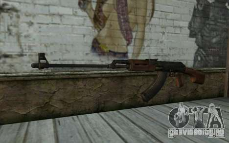 RPK 74 from Battlefield 4 для GTA San Andreas