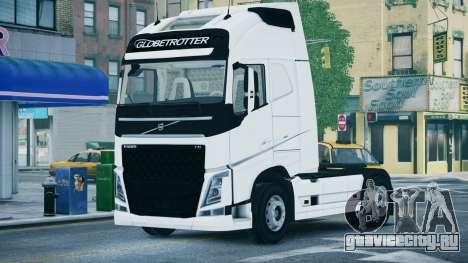 Volvo FH16 Truck для GTA 4