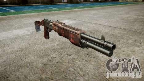 Ружьё Franchi SPAS-12 Art of War для GTA 4