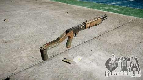 Ружьё Franchi SPAS-12 Jungle для GTA 4 второй скриншот