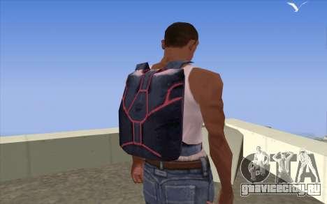 Parachute from Beta Version для GTA San Andreas третий скриншот