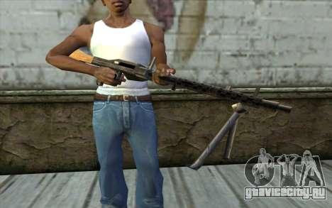 MG-34 from Day of Defeat для GTA San Andreas третий скриншот