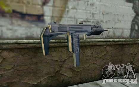 Uzi from Beta Version для GTA San Andreas второй скриншот