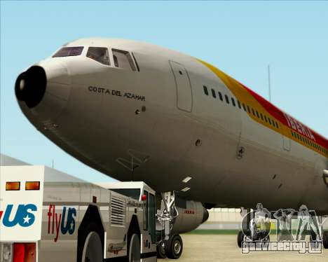 McDonnell Douglas DC-10-30 Iberia для GTA San Andreas