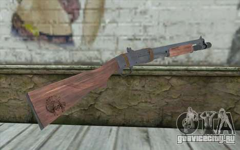 Shotgun from Primal Carnage v1 для GTA San Andreas второй скриншот