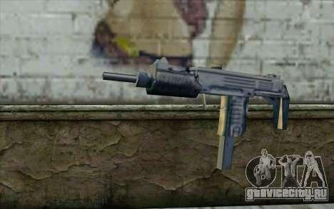 Uzi from Beta Version для GTA San Andreas