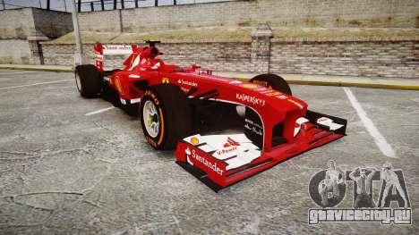Ferrari F138 v2.0 [RIV] Massa THD для GTA 4