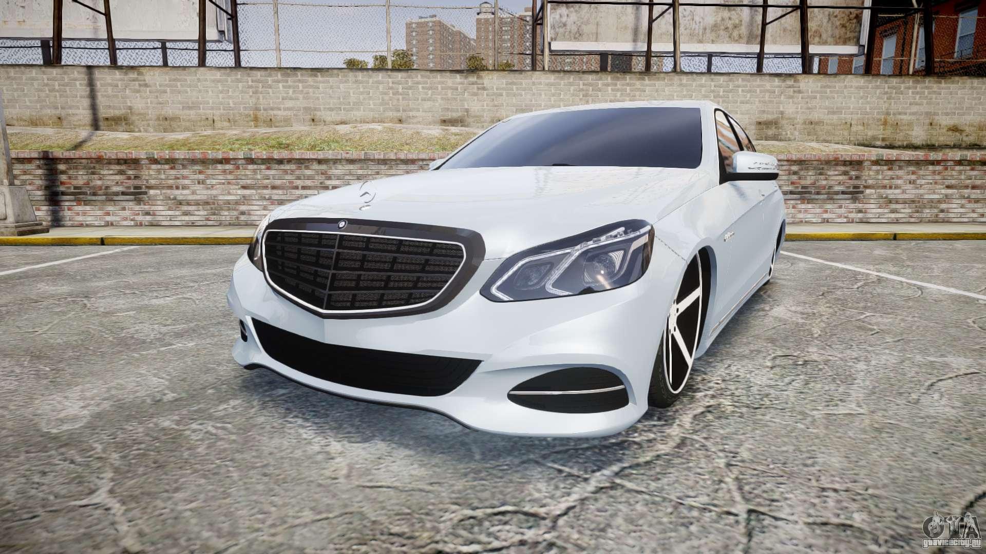 Mercedes benz e63 w213 amg 2014 vossen gta 4 for Mercedes benz of dayton